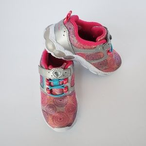 Stride Rite Lights Lively light up sneakers sz 8